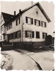 Alte Kinderschule, zum Vergrößern anklicken