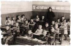 Schulklasse 1965, zum Vergrößern anklicken